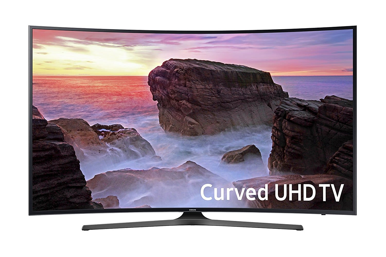"""55"""" Samsung UN55MU6500 4K UHD Curved TV + $250 Dell GC - $649.99 after $150 SD Rebate + Free S/H (or $549.99 after SD rebate + AMEX Offer - YMMV)"""