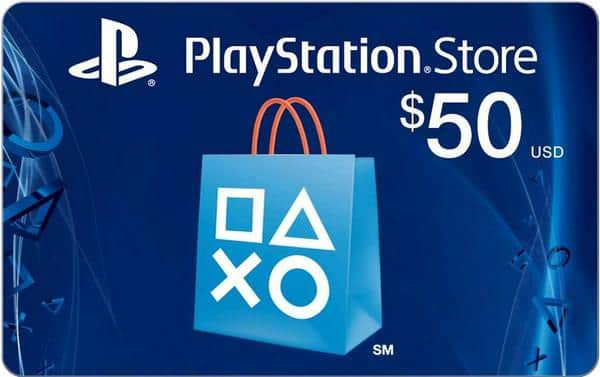 $50 PlayStation Store Gift Card - Page 3 - Slickdeals.net