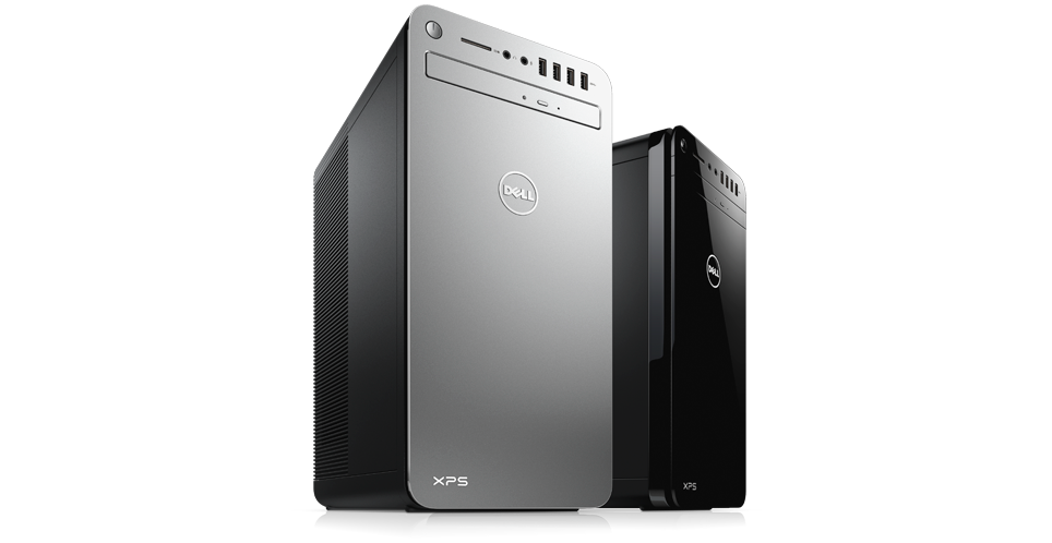 Dell XPS Tower Desktop: Intel Core i7-7700, 8GB 2400MHz DDR4, 1TB 7200RPM HDD (w/ Intel Optane), GTX 1060 6GB, Windows 10 Home - $749.99 after $150 SD Rebate + Free S&H