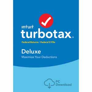 turbotax deluxe 2017 download discount
