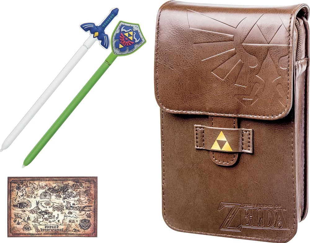 PowerA The Legend of Zelda Adventurer's Pouch for Most Nintendo 3DS / 2DS Systems - $12.99 + Free Store Pickup @ Best Buy