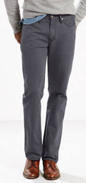 ad124ad21168fe Levi's Warehouse Sale: Men's 514 Straight Fit Jeans - Slickdeals.net