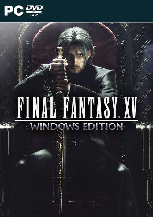 download final fantasy 15 pc
