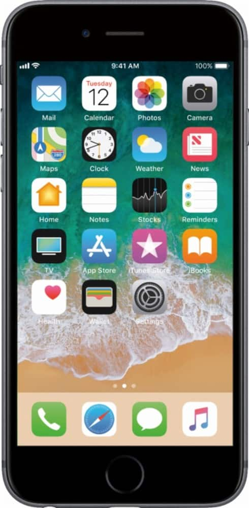Simple Mobile / Total Wireless Apple iPhone 6s 32GB + 1-Mo. Prepaid Service Card - from $174.99 @ Best Buy