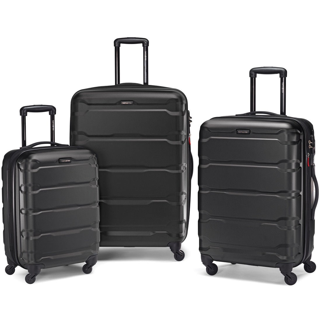 cdf52cf5c 3-Piece Samsonite Omni Hardside Nested Spinner Set (20