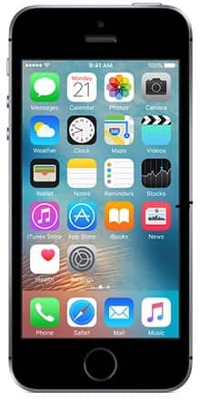 TracFone 32GB Apple iPhone SE Smartphone (Refurb) - Slickdeals net