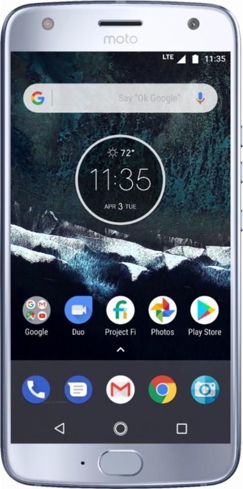 on sale 15909 9ab06 32GB Motorola Moto X4 Unlocked Smartphone w/ Republic Wireless SIM ...