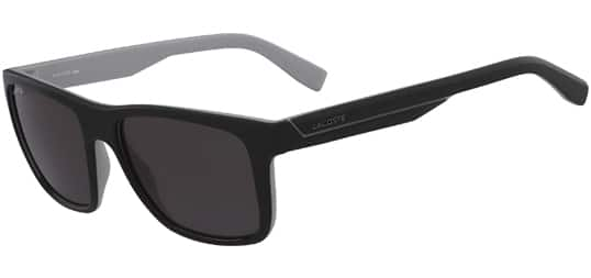 923d0d61b5d Lacoste Sunglasses  Matte Two-Tone Square Classic   More ...