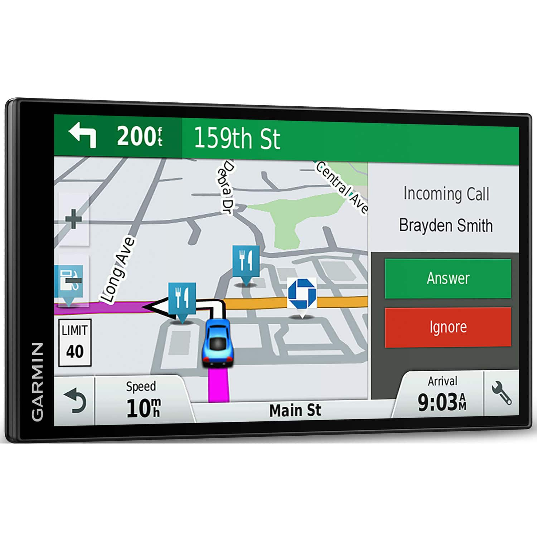 "Garmin DriveSmart 61 NA LMT-S 6.95"" GPS (Manufacturer Refurbished) $99.99 + Free Shipping - BuyDig via eBay"