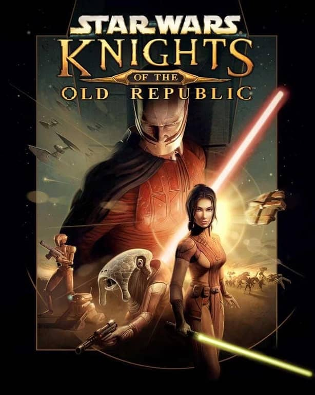 Star Wars: Knights of the Old Republic Pre-Owned (Xbox | Xbox One Backwards Compatible) $4.19 + Free S/H on $50+ Orders @ GameStop