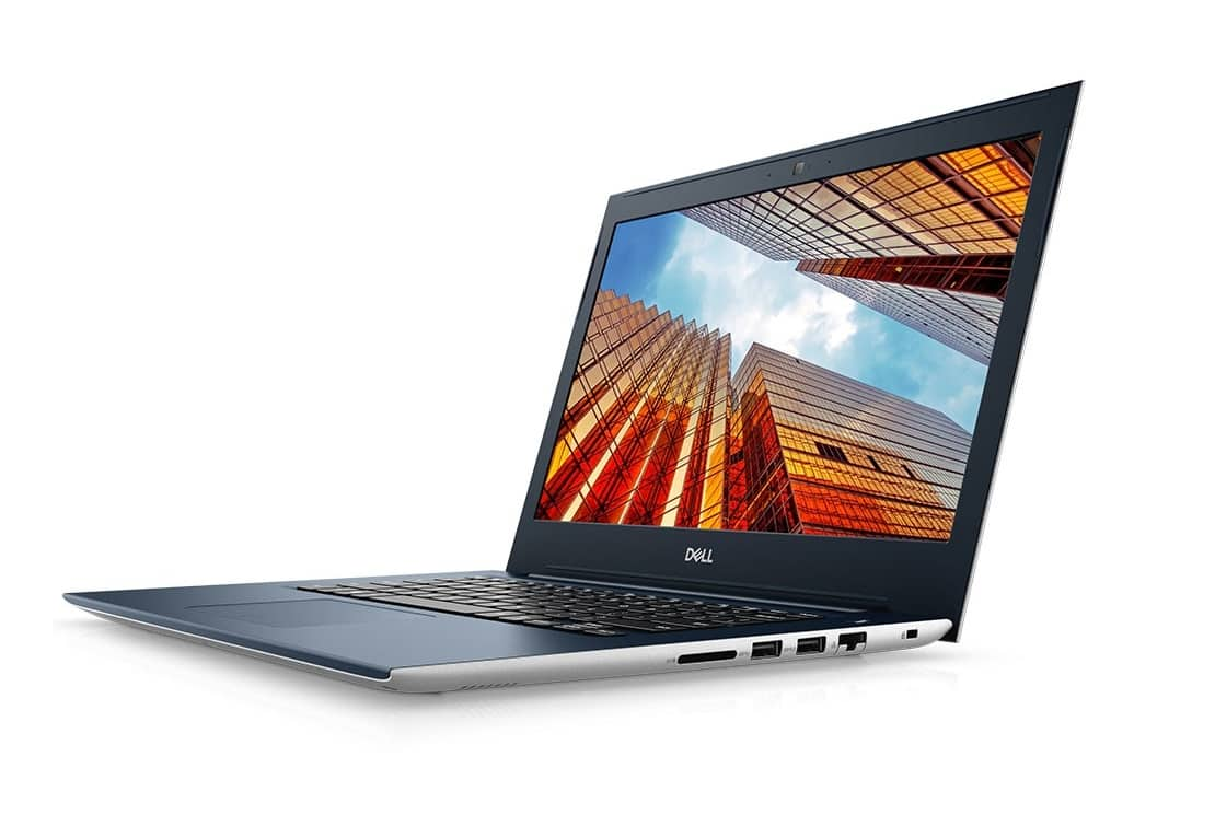 "14"" Dell Vostro 14 5000 Business Laptop $629 + Free Shipping - 1920x1080, 8GB DDR4, 128GB SSD, 1TB HDD, Radeon 530 4GB GPU, USB C, Windows 10 Pro @ Dell"