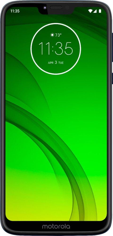 32GB Motorola Moto G7 Power Unlocked Phone + $20 Best Buy Gift Card + $50 Simple Mobile Refill Card + Simple Mobile LG Fiesta 2 Prepaid Phone - $225.99 + Free Shipping @ Best Buy