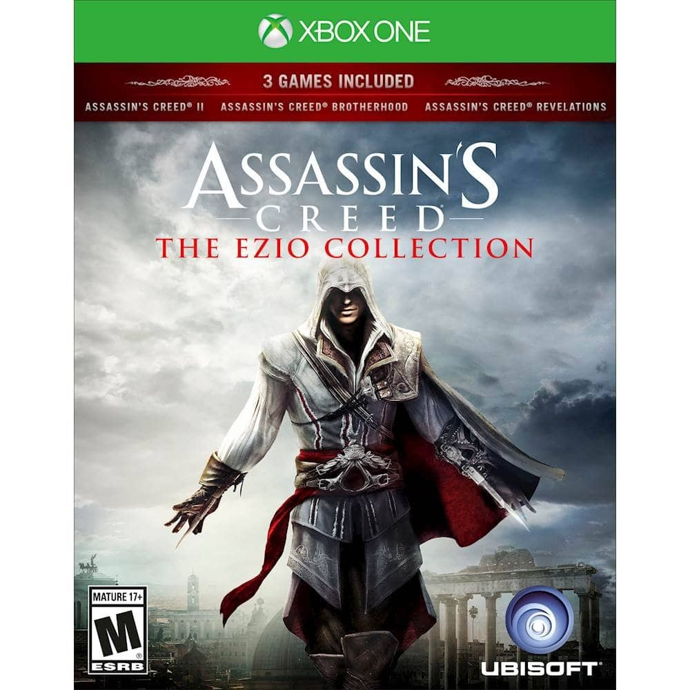 Xbox One Games: Assassin's Creed: The Ezio Collection $13.99 ($11.19 w/ GCU) or Dragon's Dogma: Dark Arisen $11.99 ($9.59 w/ GCU) + Free S/H for My Best Buy Members
