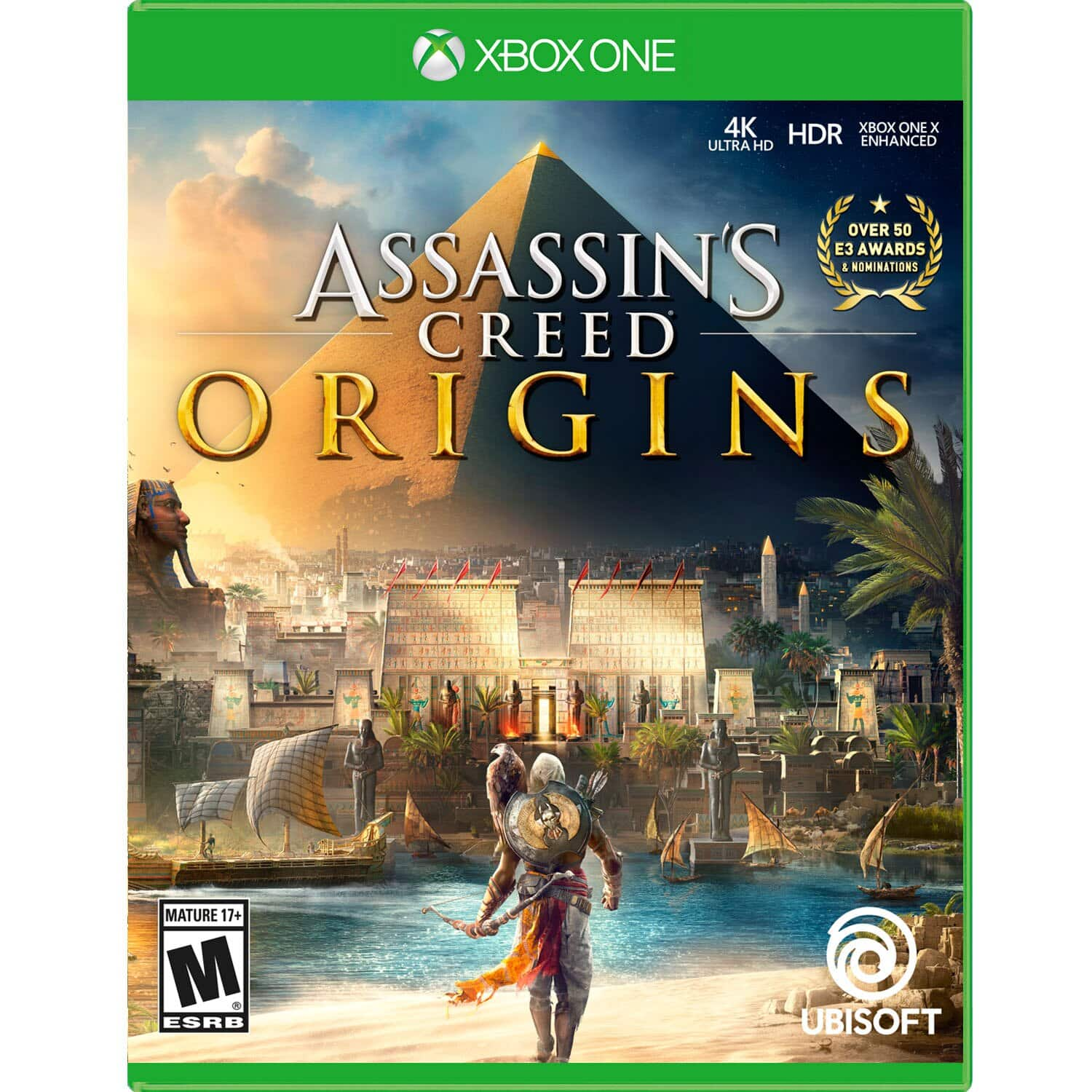 Pre-Owned Xbox One / PS4 Games: Assassin's Creed: Origins $11.24 , Yakuza 6: The Song of Life (PS4) $12.56 & More + Free Shipping @ Rakuten