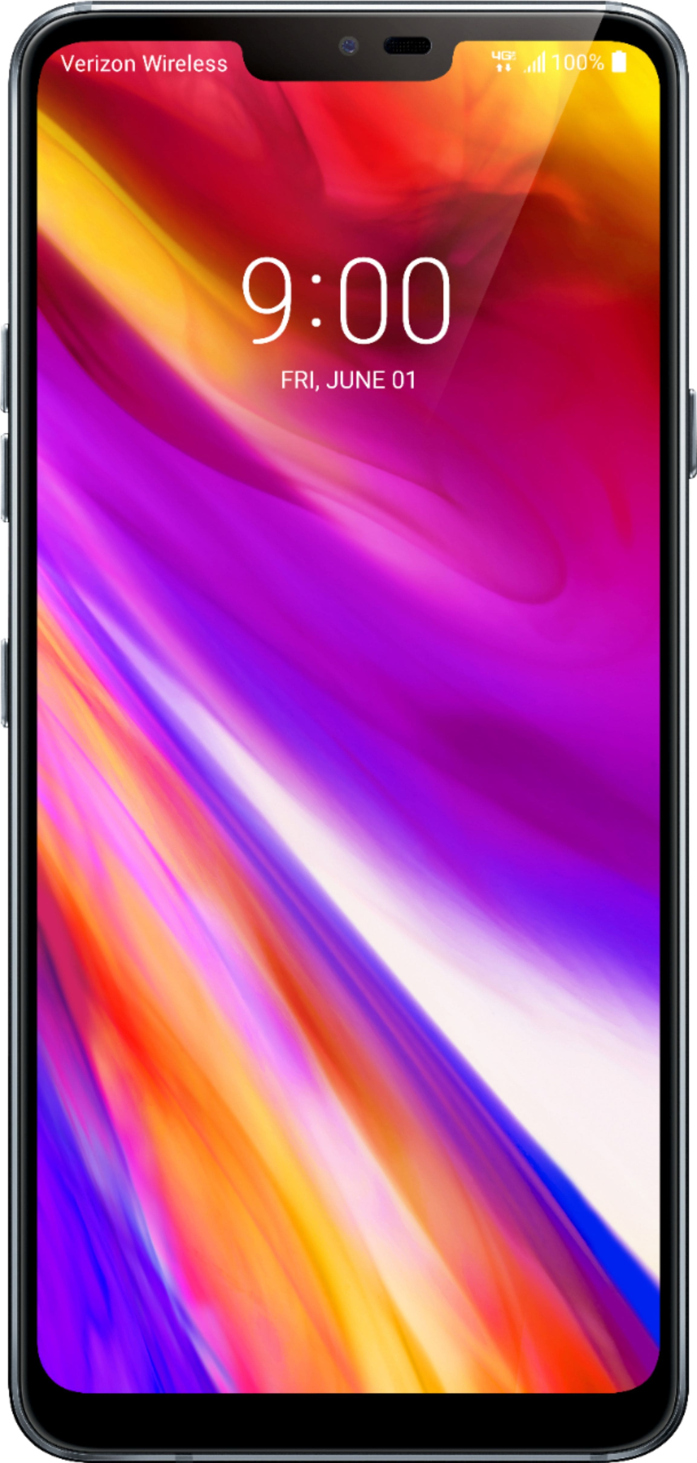 Verizon Customers: 64GB LG G7 ThinQ - $10/mo on 24-Mo Payment Plan or $240 One-Time Payment (+ $40 Activation/Upgrade Fee) - $280 + tax No Bill Credits @ Best Buy