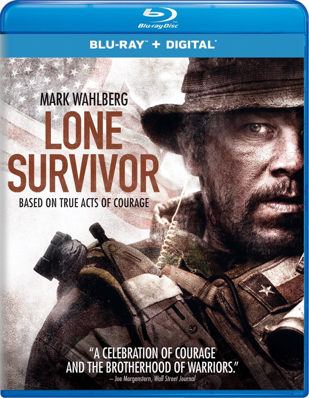 Lone Survivor (Blu-ray + Digital HD) - $5 + Free Shipping w/ Prime or REDCard @ Amazon / Target