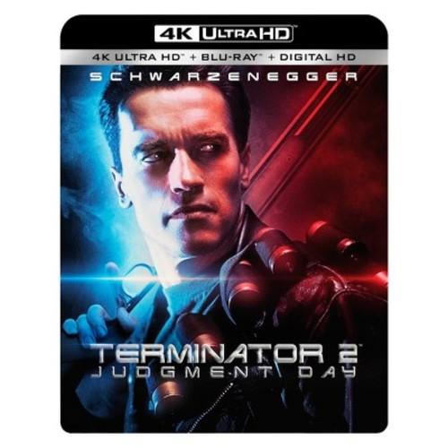 Terminator 2: Judgement Day (4K Ultra HD + Blu-ray + Digital) - $7.50 + Free Store Pickup @ Target or Free Shipping w/ Prime @ Amazon