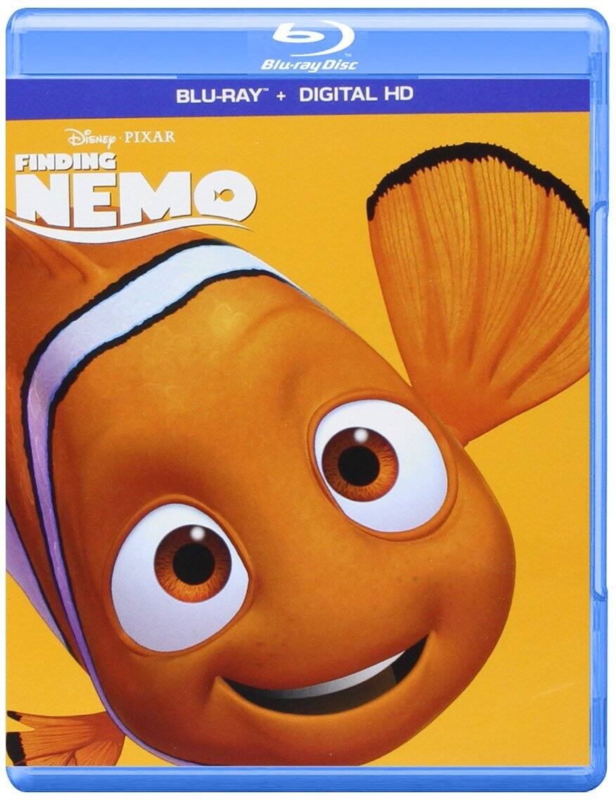Disney's Finding Nemo (Blu-ray + Digital HD) $9.99 + Free Store Pickup or Free Shipping on $25+ Orders @ Target