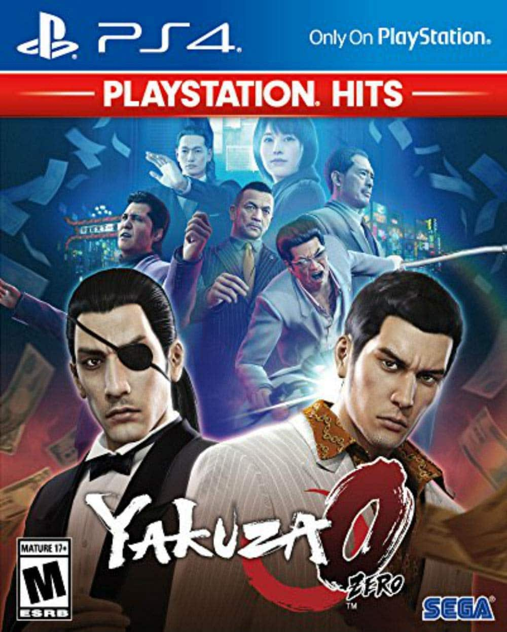 Yakuza 0 (PS4) $13.57 + Free Shipping w/ Prime or $25+ orders @ Amazon