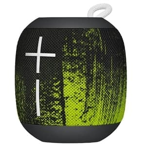 Ultimate Ears UE WONDERBOOM Portable Bluetooth Speaker (Neon Forest) $44.99 + Free Shipping @ Dell