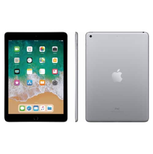 "128GB Apple iPad 6th Gen 2018 9.7"" WiFi Tablet (Open Box) Space Gray - $263.99 + Free Shipping @ eBay"