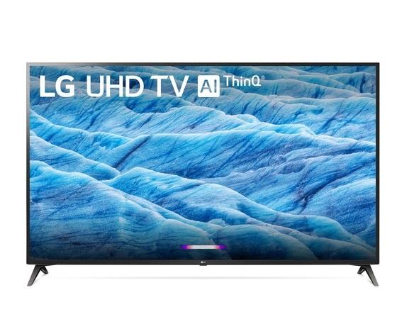 "70"" LG 70UM7370PUA 4K HDR Smart TV + $200 Dell Promo eGift Card - $749 after $150 Slickdeals Rebate + Free Shipping @ Dell"