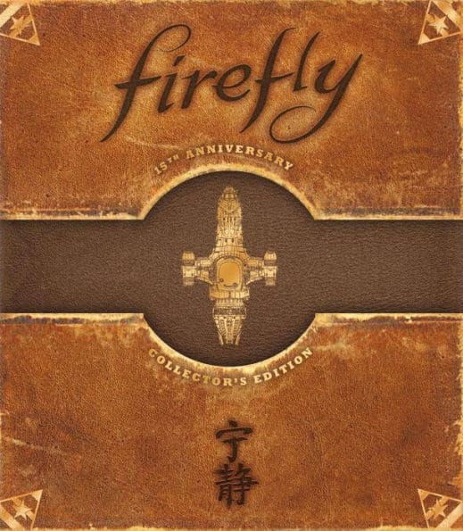 Firefly: The Complete Series: Anniversary Collector's Edition (Blu
