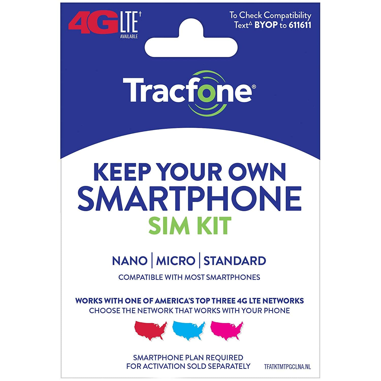 $25 Amazon eGift Card w/ TracFone/Total Wireless/Simple