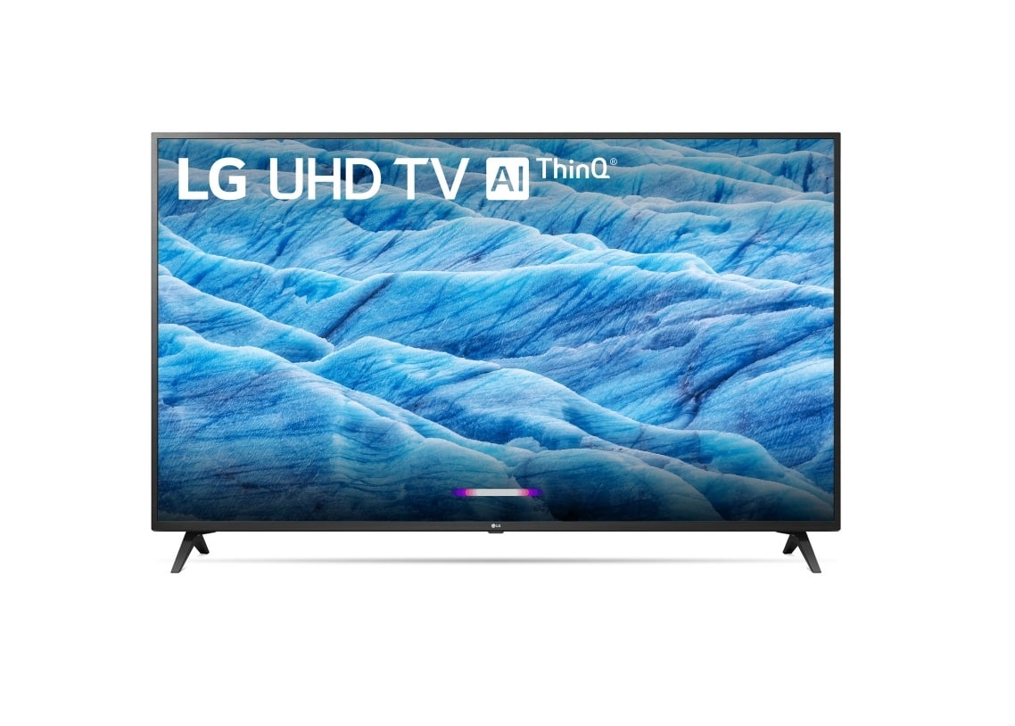 """65"""" LG 65UM7300PUA 4K HDR Smart TV + $150 Dell Gift Card - $599.99 after $100 SD Rebate + Free Shipping @ Dell"""