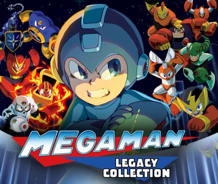 Mega Man Legacy Collection (Nintendo 3DS Digital Download