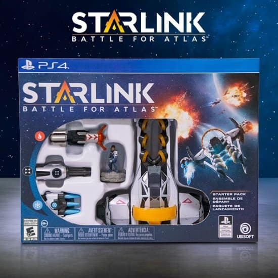 Starlink: Battle for Atlas Starter Pack - Xbox One or PS4 - $9.99 each + Free Shipping @ Newegg