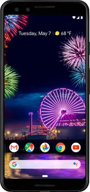 Sprint Plan Activation Required: Unlocked Google Pixel 3 64GB $459.99 or Pixel 3 XL 64GB $559.99 + Free Shipping @ Best Buy