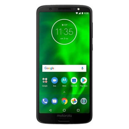 32GB Motorola Moto G6 CDMA/GSM Unlocked Smartphone (Open Box) $87.99 + Free Shipping @ eBay