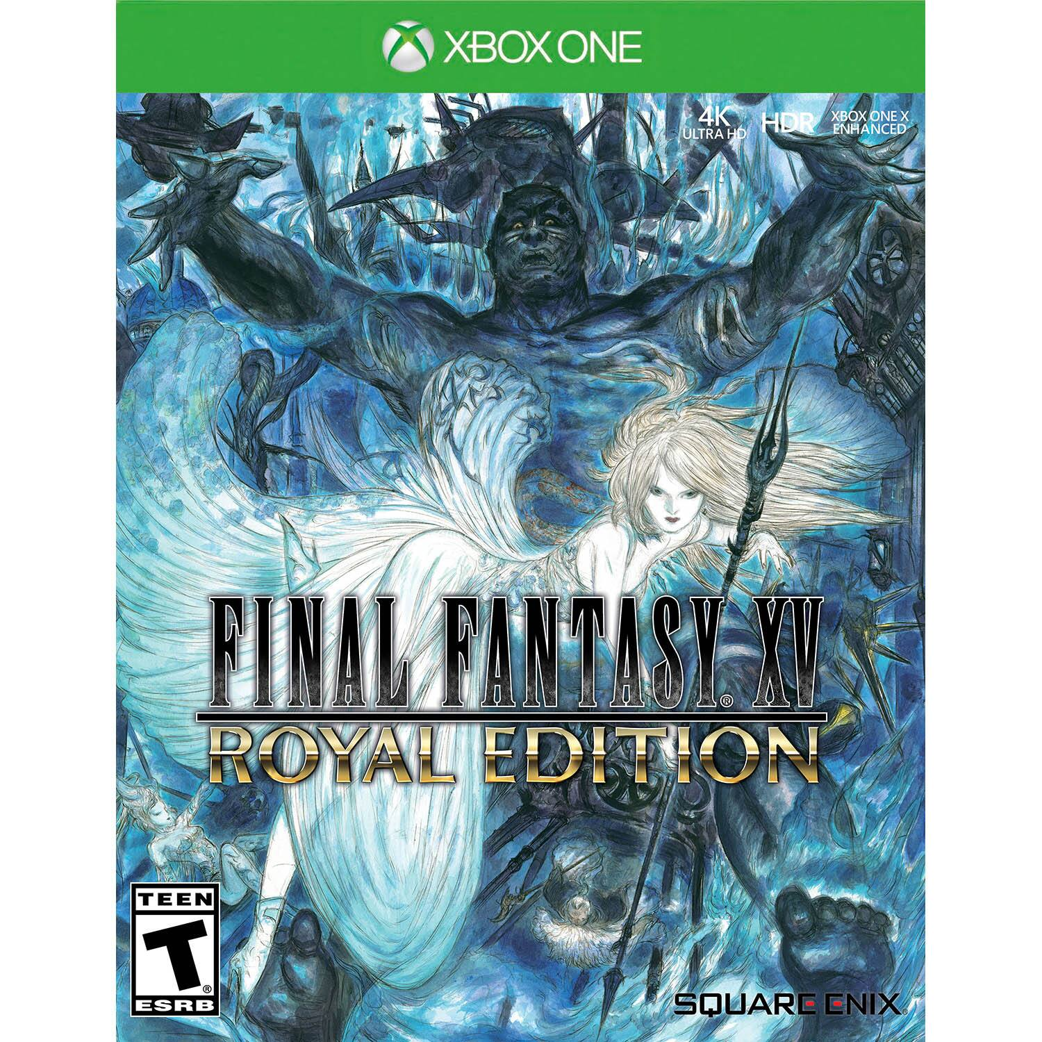 Final Fantasy XV: Royal Edition (Xbox One) $15.51 @ Amazon / Walmart