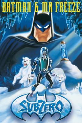 Batman & Mr. Freeze: SubZero (Digital HD) $4.99 @ iTunes