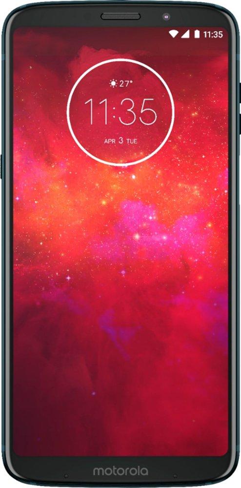 32GB Moto Z3 Play (Unlocked) + $50 AT&T Prepaid Refill Card + SIM Kit - $179.98 + Free Shipping @ Best Buy