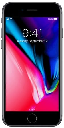 """Simple Mobile 64GB Apple iPhone 8 Plus 5.5"""" (Open Box) + 30-Day 3GB Prepaid Plan $299.99 + Free Shipping"""
