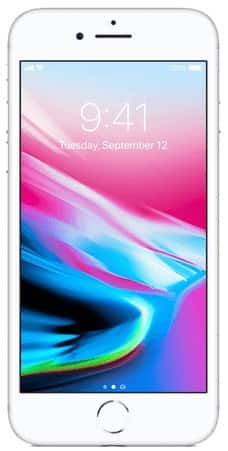 Total Wireless Prepaid: 64GB Apple iPhone 8 (New, Locked) + 30-Day 5GB Prepaid Plan $307.99 + Free Shipping