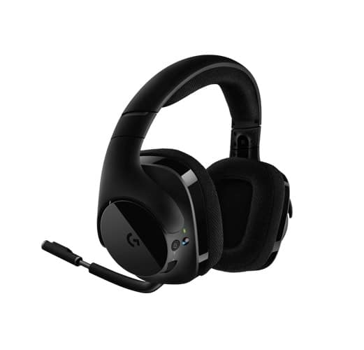 Logitech G533 Wireless DTS 7.1 Surround PC Gaming Headset $59.99 + Free Shipping @ Dell