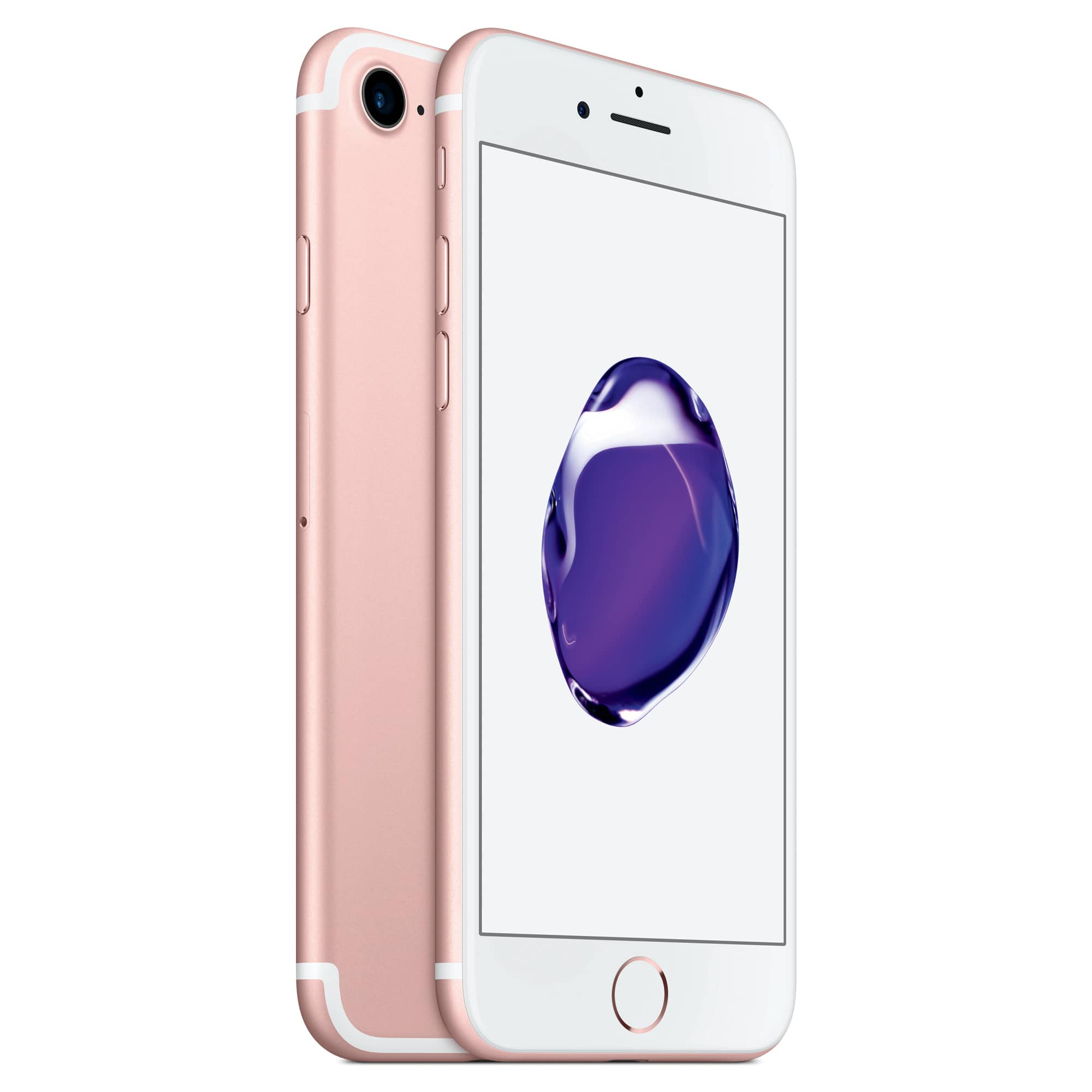 Straight Talk Locked 32GB Apple iPhone 7 Prepaid Phone (Refurbished) - $149 + Free Shipping @ Walmart