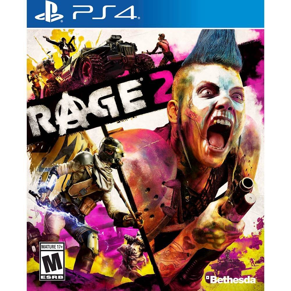 Rage 2 (PS4 or Xbox One) Pre-Owned - $14.99 + Free Shipping @ GameFly