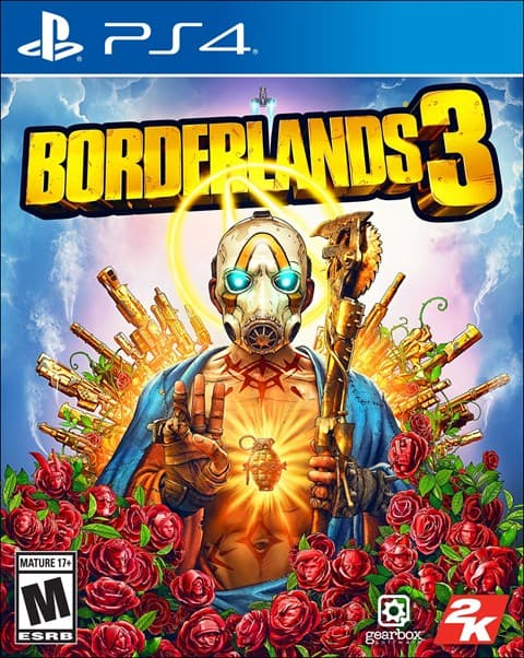 Borderlands 3 (Pre-Owned, XBox One or PS4)