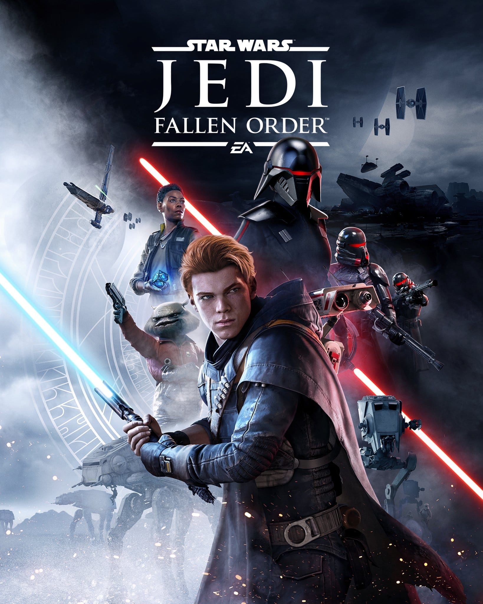 Pre-Owned Star Wars Jedi: Fallen Order (Xbox One or PS4) - $23.51 + Free S/H on $35+ @ GameStop