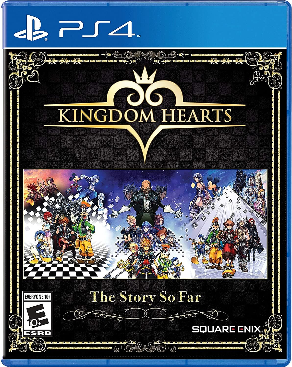 Kingdom Hearts: The Story So Far (PS4) - $19.99 @ Amazon / Walmart