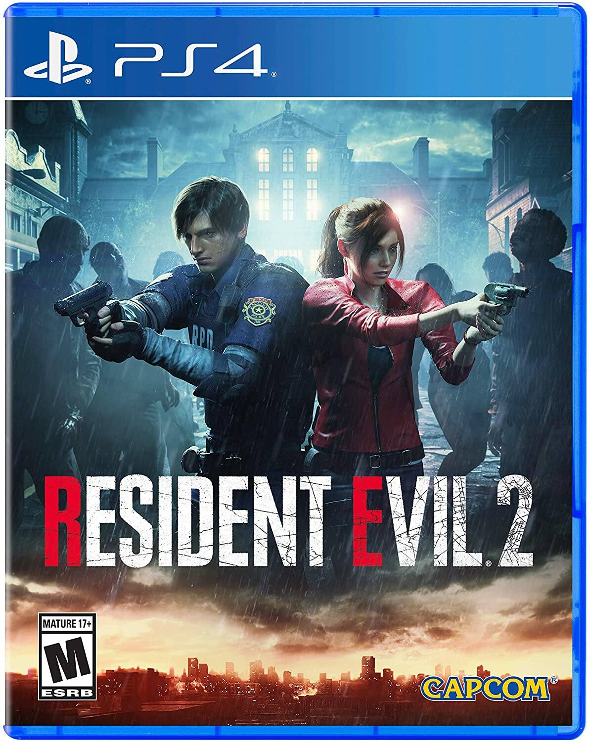 Resident Evil 2 (PlayStation 4) $19 + Free Store Pickup