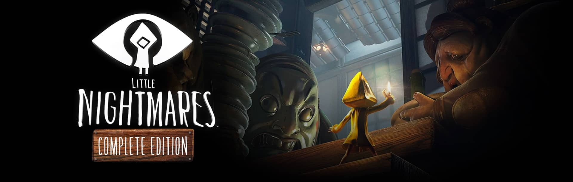 Little Nightmares: Complete Edition (PC Digital Download) $5.89 @ Fanatical
