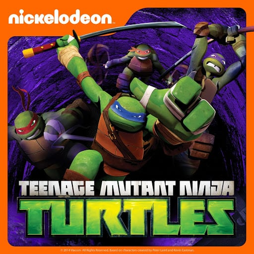 Nickelodeon's Teenage Mutant Ninja Turtles: Complete Animated Series (Digital HD) $34.99 @ Google Play