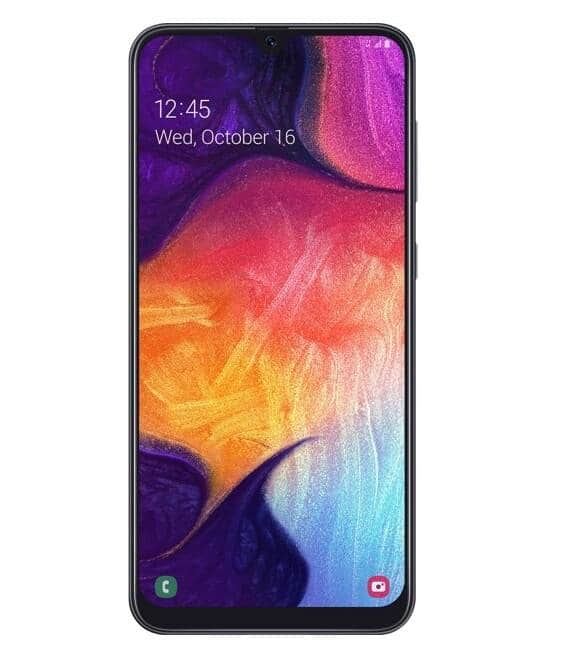 Total Wireless 64GB Samsung Galaxy A50 (Reconditioned) - Locked w/ 30-day $25 1GB Prepaid Airtime Card - $92.49
