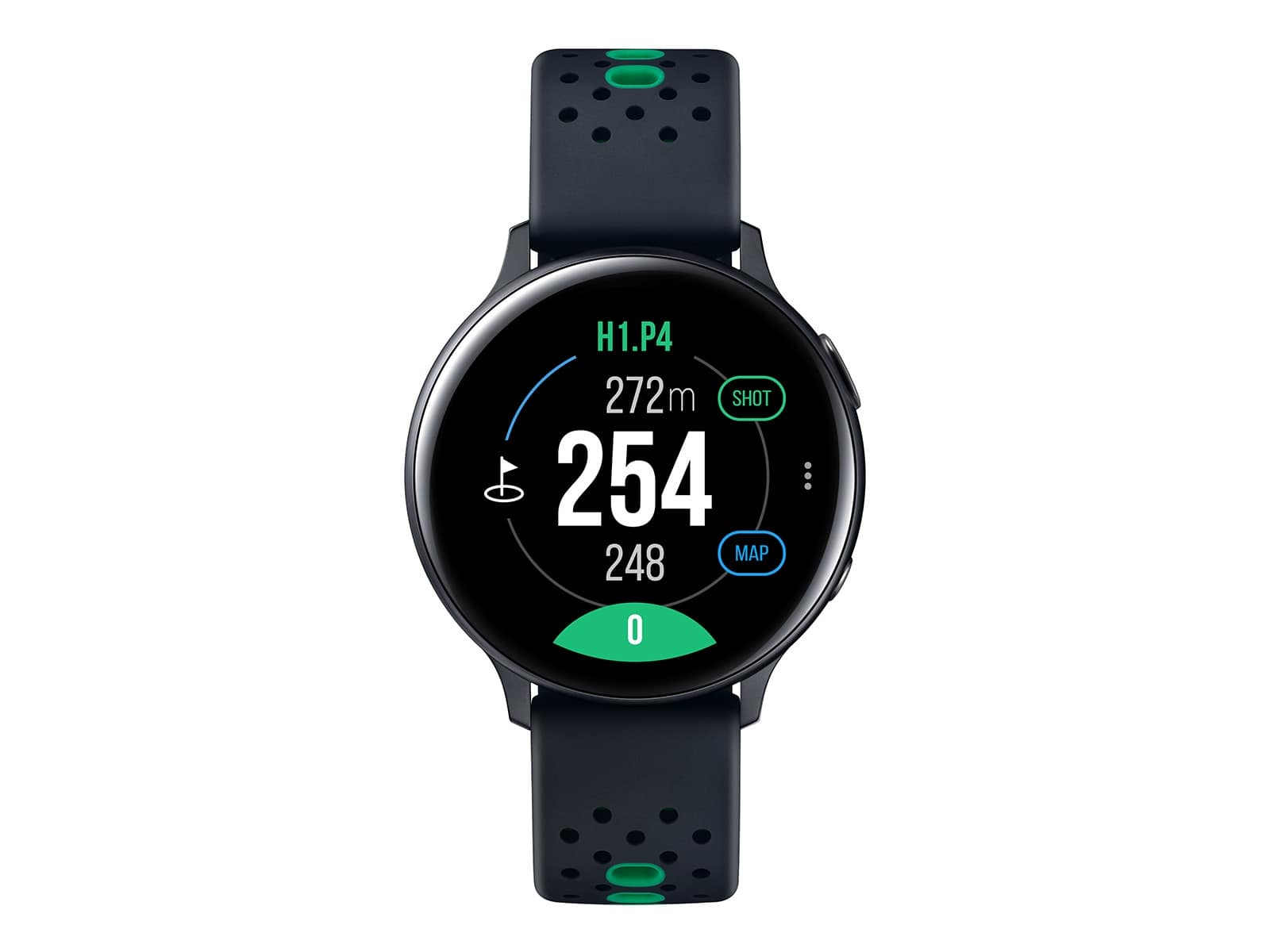 Samsung EPP Members: Samsung Galaxy Watch Active2 Golf Edition 44mm Smartwatch - $121.49 or less w/ Trade-In + Free Shipping @ Samsung.com