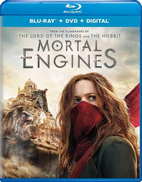 Mortal Engines (Blu-ray + DVD + Digital HD) $3.99 @ Best Buy